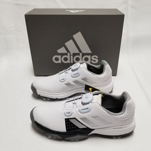 adidas Jr adipower Boa Golf shoes.
